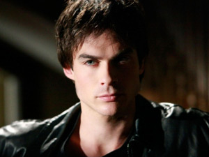 Damon Salvatore in The Vampire Diaries