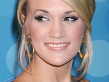 Former American Idol winner Carrie Underwood attending the Idol Gives Back&#39; fundraiser event held at the Pasadena Civic Center in California