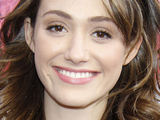 Actress Emmy Rossum attending the opening night of the musical broadway production of La Cage Aux Folles&#39; at the Longacre Theatre in New York City