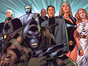 Jeff Parker announces the conclusion of his latest ongoing Agents of Atlas title.