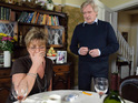 Ken finds himself on the other end of Deirdre's temper when he finds a letter in Blanche's belongings.