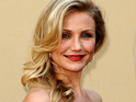 "Cameron Diaz says that she is ""romantic"" and ""not afraid of commitment"" in relationships."