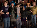 At The Movies previews Michael Cera's comic book romance Scott Pilgrim Vs. The World.