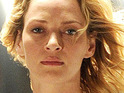 Uma Thurman's stalker is jailed for breaking his probation by trying to contact the actress.