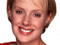 Sally Whittaker confirms that she is fighting breast cancer at the same time as her Corrie character.