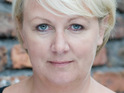 Eileen Grimshaw actress rejoins the soap's cast for filming today.