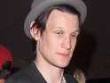 "Doctor Who star Matt Smith is said to be ""smitten"" with girlfriend Daisy Lowe."