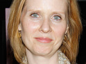 Cynthia Nixon says that she is very focused on her job like her SatC character.