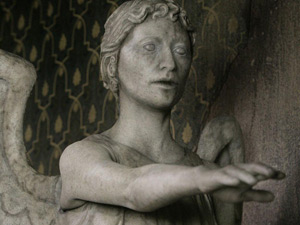 Doctor Who S03E10: Blink - A Weeping Angel