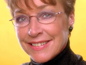Deirdre Barlow from Coronation Street