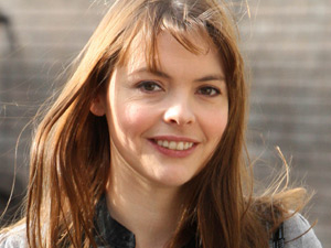 Kate Ford who plays Tracy Barlow in Coronation Street
