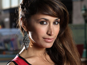 Amira Masood in EastEnders