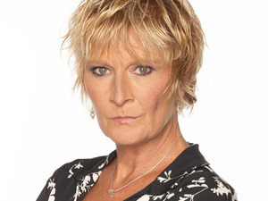 Shirley Carter in EastEnders