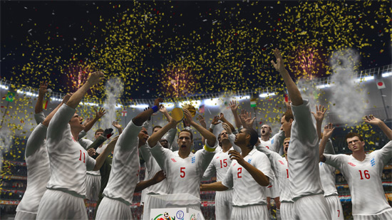 Gaming Review: FIFA World Cup 2010
