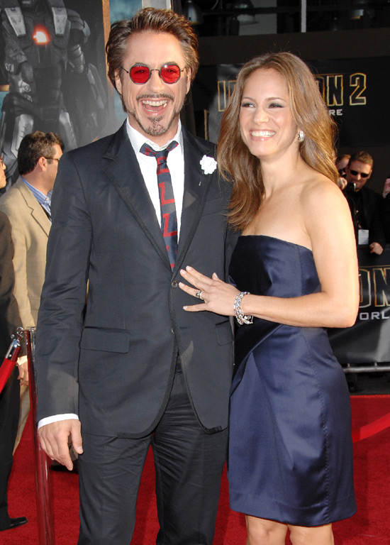 Mr and Mrs Downey