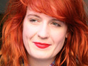 Doctor Who star Matt Smith wants singer Florence Welch to appear on the show.