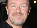 Ricky Gervais quashes criticism of a term used in a recent joke about Susan Boyle.