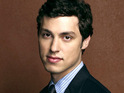 "John Francis Daley says that his Bones character Sweets has a ""fragile heart""."