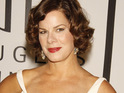 Marcia Gay Harden and Thaddaeus Scheel end their marriage after 15 years.