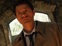 """When I read the scripts, I cringe sometimes,"" the Castiel actor admits."