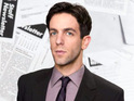 The Office star B.J. Novak agrees to star in another two seasons of the NBC comedy.