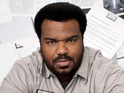 Craig Robinson admits that he misses Steve Carell as work continues on NBC's The Office.