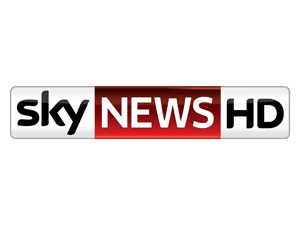 Sky News HD logo