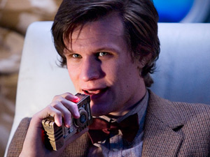 Doctor Who S05E05: Flesh and Stone - The Doctor