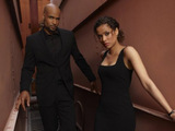 Gugu Mbatha-Raw and Boris Kodjoe of new JJ Abrams series Undercovers