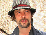 Singer Jay Kay prepares to take part in this year's Italian road race, the 'Mille Miglie'