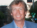 "Nigel Lythgoe describes Cheryl Cole as a ""take your breath away beauty"" who he would definitely employ."
