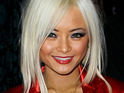Tila Tequila posts a video online that reveals that she has slashed one of her wrists.