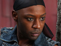 Nelsan Ellis reveals that he likes his character's mother appearing on True Blood.