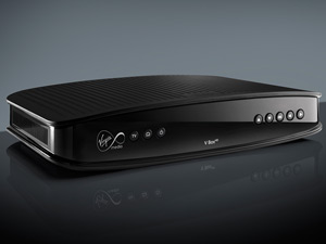 Virgin Media HD Box