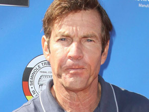 Dennis Quaid at the 3rd Annual George Lopez Celebrity Golf Classic