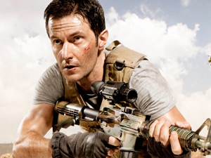 John Porter from Chris Ryan's Strike Back