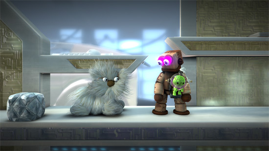 Gaming Gallery: LittleBigPlanet 2 Screens