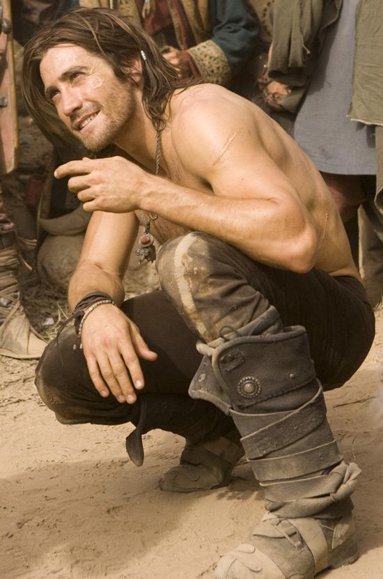 Jake Gyllenhaal's biceps