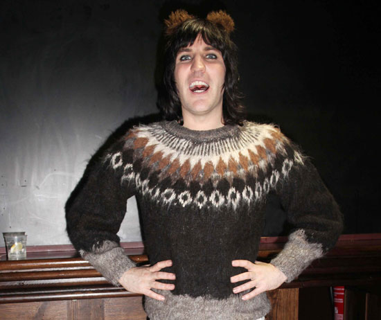 Noel Fielding