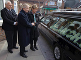 Corrie Blanche funeral