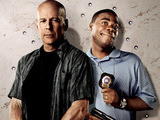 Bruce Willis and Tracy Morgan in Cop Out