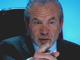 Sir Alan Sugar fires a contestant on The Apprentice