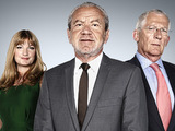 Sir Alan Sugar, Karren Brady and Nick Hewer on The Junior Apprentice
