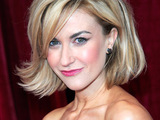 Katherine Kelly at the British Soap Awards 2010
