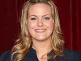 Jo Joyner at the British Soap Awards 2010