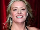 Laurie Brett at the British Soap Awards 2010