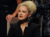 Cyndi Lauper on The Celebrity Apprentice