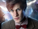 Matt Smith says that he was excited to appear in The Sarah Jane Adventures.
