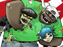 Jamie Hewlett reveals that Gorillaz will release an album of new material for free on Christmas Day.