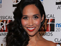 "Myleene Klass alleges that the unnamed actor who wanted her to sign a sex contract set her up ""like a sting""."